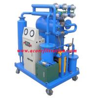 Wholesale VTP High Vacuum Transformer Oil Purifier Machine from china suppliers