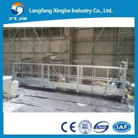 Electric Scaffold Hoist Lift : Electric scaffolding hoist for chile construciton