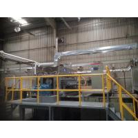 Wholesale 200kgs / Hour Rotary Molded Pulp Packaging Machinery For Making Shoes Inserts from china suppliers