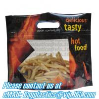 Wholesale re-sealable Chicken Bag, Rotisserie Chicken Bags, Microwave Grilled Chicken bag from china suppliers