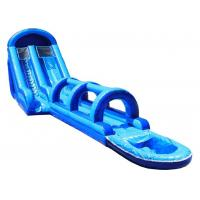 Wholesale Charming Inflatable Water Slide, CE Quality Inflatable Water Pool Slide from china suppliers