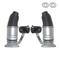 Quality 4E0616001E Air Spring Rear L+R For Audi A8 Quattro D3 4E 4.2 6.0L 4E0616002F 2pc for sale