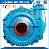 China High Chrome Alloy 10 inch Gravel Slurry  Sand Dredging Pump Dredger on sale