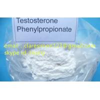 Wholesale Raw Steroid Powders Testosterone Phyenylpropionate test p white powder  Ansomone HGH from china suppliers