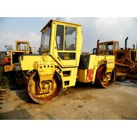 Quality Used BOMAG 202AD-2 Double Drum Roller for sale