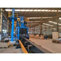 Factory supply directly shot blasting machine derusting equipment with CE guarantee