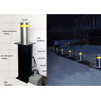 Wholesale 168mm/219mm/275mm Hydraulic Retractable Bollards Private Car Parking Barriers from china suppliers