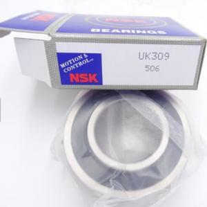 China NSK UK309 pillow block bearing Chrome Steel Radial Insert Ball Bearing on sale