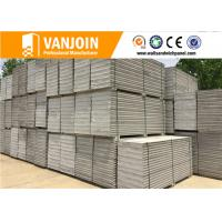 Wholesale Modern Cheap Prefabricated Modular Houses EPS Foam Concrete Sandwich Wall Panel from china suppliers