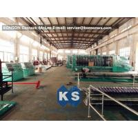 Wholesale Large Mesh Gabion Box Machine For Straight And Reverse Twisted Wire Mesh Machinery from china suppliers