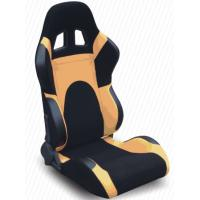 Wholesale Modern Adjustable Custom Racing Seats With Rails And Logo , Easy To Install from china suppliers