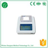 Buy cheap 7 inch LCD touch screen Fluorescence Immunoassay Analyzer with built-in thermal printer from Wholesalers
