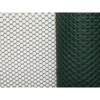 China Building 3/8 Pvc Coated Hexagonal Wire Netting With 2.0-4.0mm Wire Gauge on sale