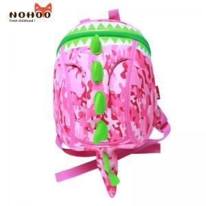 China preschool animal backpack comfortable lightweight dinosaur kids rucksacks on sale