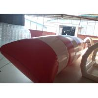Quality Durable Large Inflatable Water Toys Water Catapult Blob With Logo Printing for sale