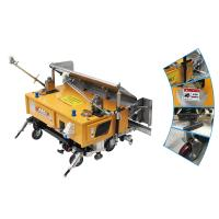 Wholesale HL-6 Automatic Wall Wiping Rendering Machine from china suppliers