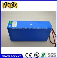 Wholesale New! Rechargeable Electric Bicycle Batteries 48V 15AH Lithium Ion PVC Battery from china suppliers