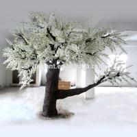 Wholesale High quality cherry blossom tree plastic blossom tree decoration art tree from china suppliers