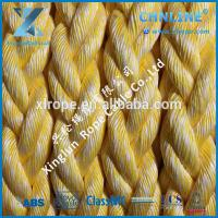 Wholesale 12 strand rope pp, white ship rope , polypropylene polyester mixed rope for sale from china suppliers
