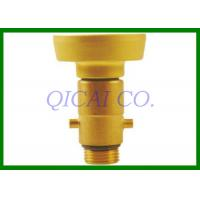 Wholesale Customize Brass Gas Connectors T216 , Inlet thread M14×1.5 ×G3/8-LH from china suppliers