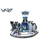 Wholesale VR Space Parent - Child Interactive Virtual Reality Machine For 4 Players from china suppliers