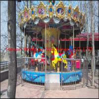 Lovely Playground Ride on Spring Horse 8 Seats Carousel for sale