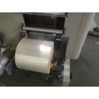 Wholesale OPR 90 Plastic Film / Nylon Film Facial Paper Tissue Making Machine from china suppliers