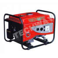 Wholesale 5KW Mobile Electric Generator With Wheels , Single Three Phase portable petrol generator from china suppliers