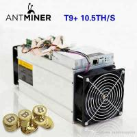 Wholesale Bitcoin Farming Machine Bitmain Antminer T9+ (10.5Th) From SHA-256 Algorithm from china suppliers