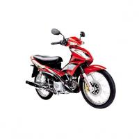 Wholesale XGJ110-16A(III) EEC Approval Motorcycle With Maximum Loading Of 150kg And Front And Rear Disc Brake from china suppliers