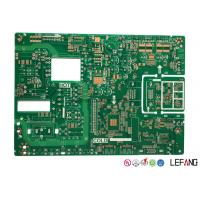 Wholesale 2 Layer High FR4 TG170 PCB , Green Solder Mask Custom Printed Circuit Board from china suppliers