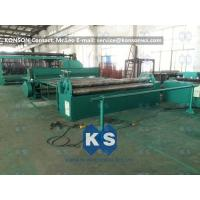 Wholesale High Corrosion Resistance Gabion Machine For Galfan Wire Gabion Box Making from china suppliers