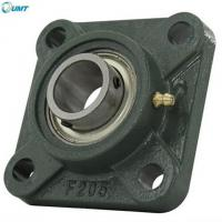 Wholesale 25*34.5*115 mm Combine Harvester,Agricultural machinery, fan, textile, food, mining etc. Pillow Block Bearing UCF205 from china suppliers