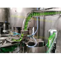 Wholesale Green Tea Bottling Juice Equipment 380V 50HZ Power Supply 6000 Bottles Per Hour from china suppliers