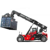 Wholesale 18.00-25 Tire Sany Kalmer Heli  SRSC4545C2-80 45 ton stacker crane reach stacker for Port containers from china suppliers
