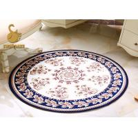 Wholesale Corrosion Resistant Purple Door Mat / Bathroom Rug Christmas Style from china suppliers
