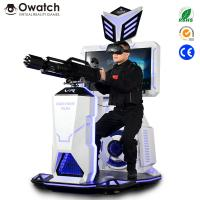 Wholesale Coin Operated Gun Amusement Suppliers Gatling Shooting VR for Business Opportunity from china suppliers