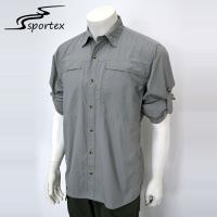 China Professional Quick Dry Running Shirts , Easy Dry Shirts For Spring / Autumn on sale