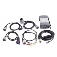 China HDD Software Mercedes  Multiplexer Star C3 Truck Diagnostic Tools on sale