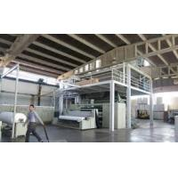 Wholesale CE  Approved PP Spun Bond Non Woven Machines Low pollution S , SS , SMS , SSMMS from china suppliers