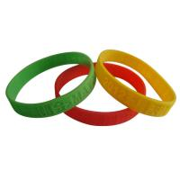 Cheap Price Hot Selling Mini Silicone Energy Bracelet with Various Colors for sale
