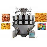 Quality Food Packing With Scale  Automatic Weighing Multihead Weigher for sale