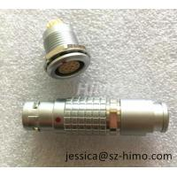 China 14pin lemo connector compatible male and female terminal push pull 1B series Plug and Socket for sale