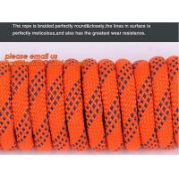 Wholesale 6mm accessory cord climbing rope nylon 66, high strength fire escape safety climbing rope from china suppliers