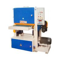 Quality Electric 600mm Wide Belt Sander Machine For Panel Furniture R - RP Model for sale