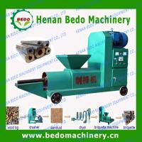 Wholesale wood briquette making machine from china suppliers