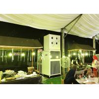 Wholesale 36HP Temporary Large Wedding Tent Air Conditioner Anti - High Temperature from china suppliers