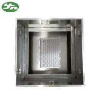 Wholesale Customize Clean Room Hepa Filter Box Unit Stainless Steel For Clean Room Ceiling from china suppliers