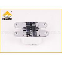 Wholesale Timber Door Adjustable Hinge 180 Degree Open Door Hinges Invisible Type from china suppliers