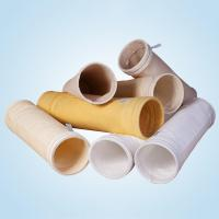 Wholesale Anti-Static Nomex Felt Filter Bags In Air Filtration , 2 Micron Filter Bag from china suppliers